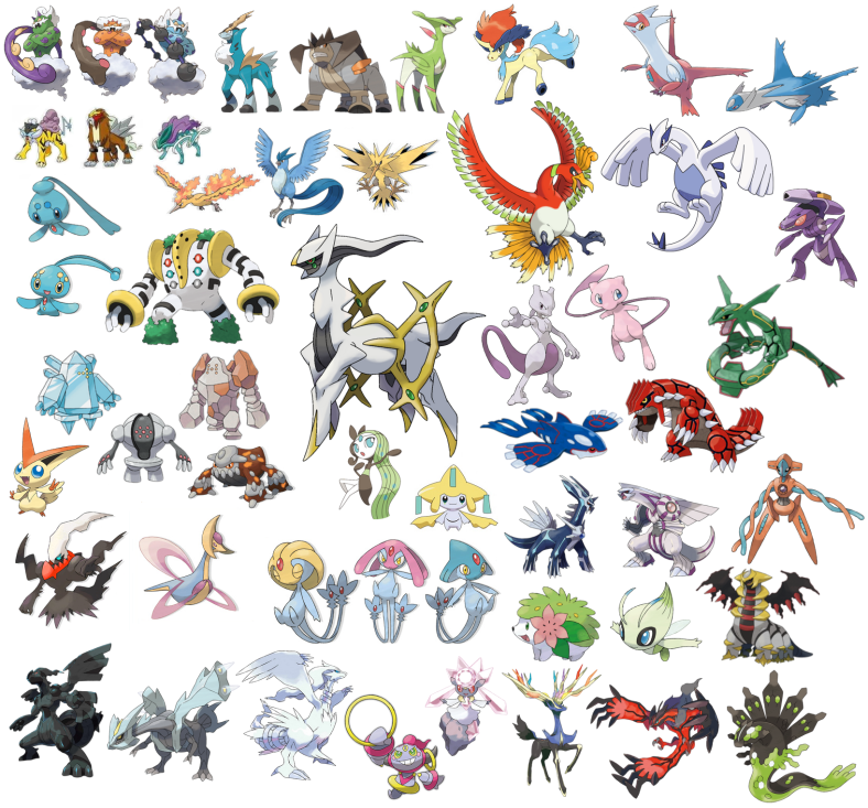 La vie dans pok mon djonepiece300 - Pokemon legendaire platine ...