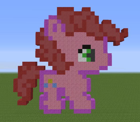 Minecraft Vidéo Pixel Art n°191