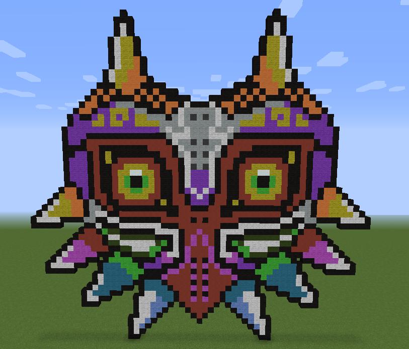 Minecraft Vidéo Pixel Art n°229