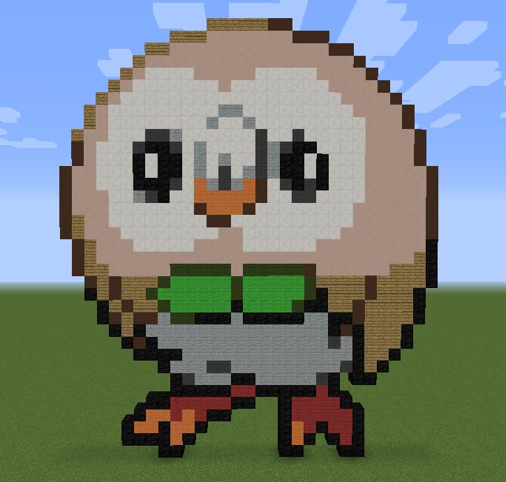 Minecraft Vidéo Pixel Art n°239